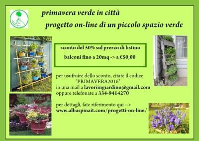 Offerta primavera 2016